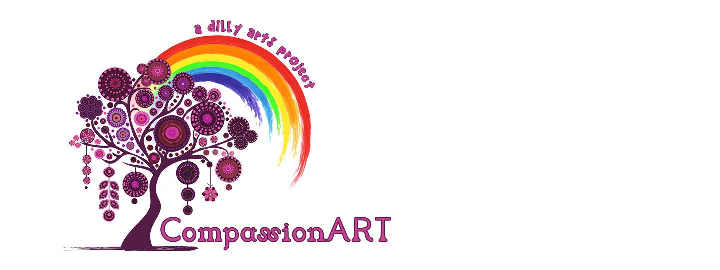 Compassionart Logo Banner