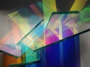 Beautiful glass still image