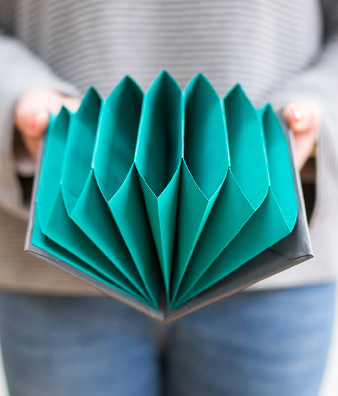 Origami Book Example
